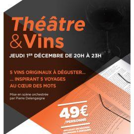 Théâtre et Vins