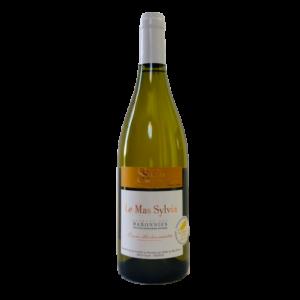 Coteaux des Baronnies  Mademoiselle – Blanc sec – 2018 – Mas Sylvia – 75cl