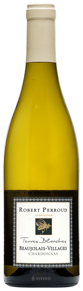 Beaujolais Bio Terres Blanches – Blanc sec – 2018 – Robert Perroud – 75cl