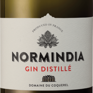 Gin  –  – Normindia – France, Normandie – 70cl
